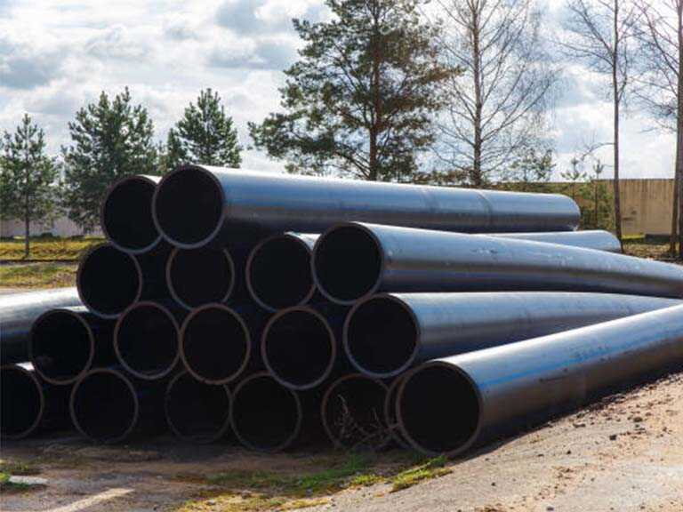 UNICEF HDPE pipe for Drinking Water Supply